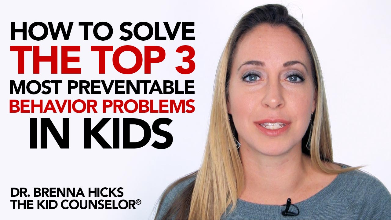 The Top 3 Most Preventable Behavior Problems