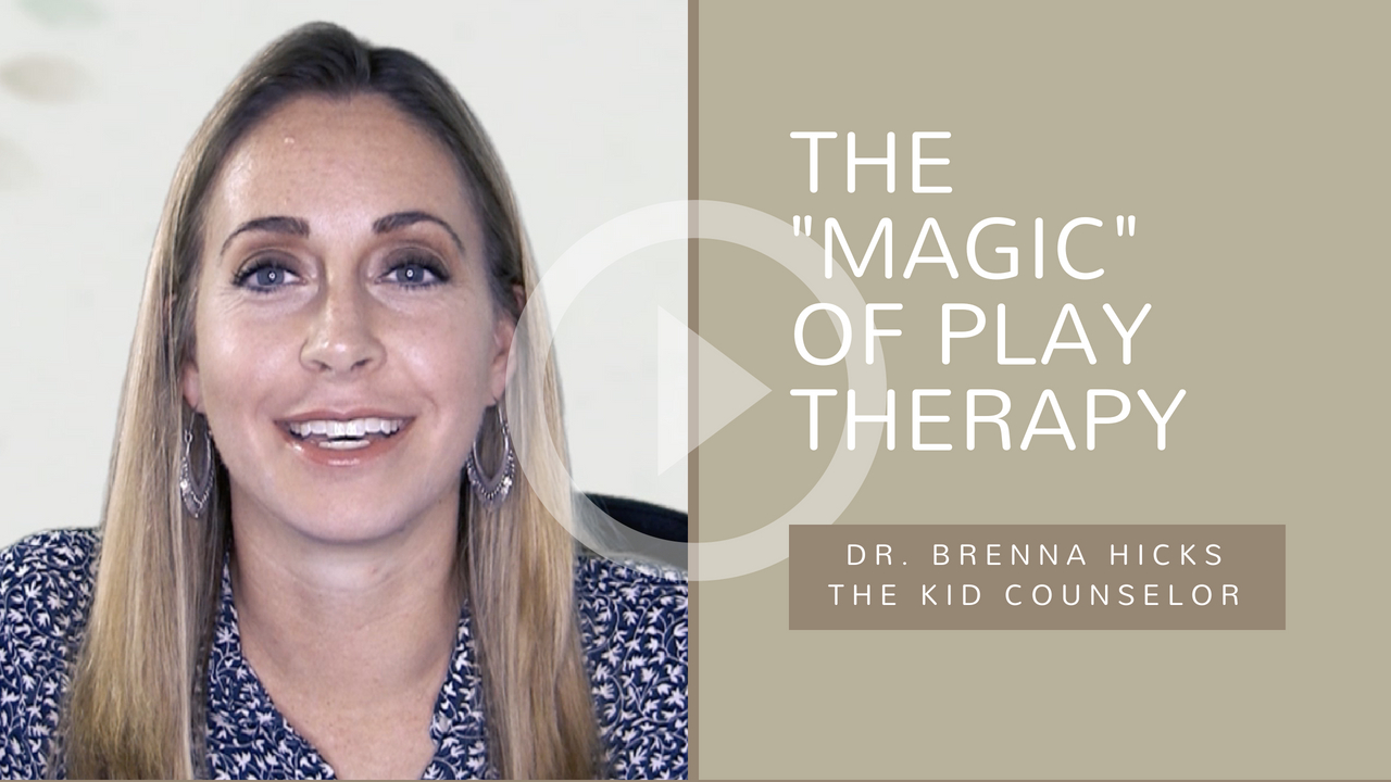 "The ""Magic"" of Play Therapy"